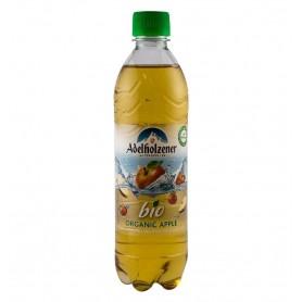 Adelholzener - Bautura BIO carbogazoasa cu mere, 500 ml