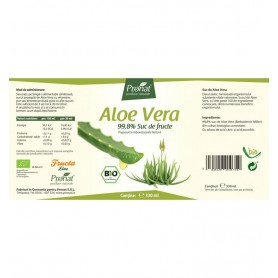 Suc Aloe Vera 100% Bio - 330 ML