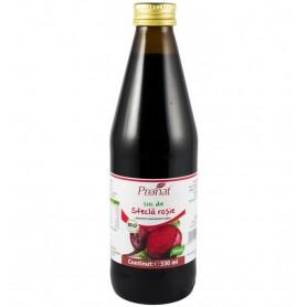 Suc de sfecla rosie, 100%, bio, 330 ml