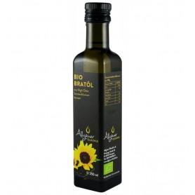 Allgäuer Ölmühle - Ulei bio de floarea soarelui pentru prajit, 250 ml