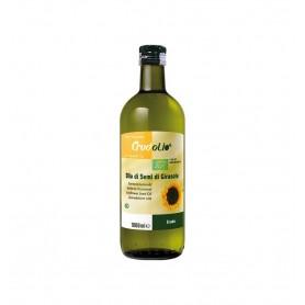 Ulei de floarea soarelui Crudolio 1000 ml