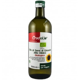 Ulei bio pentru prajit Crudolio - 1000 ml