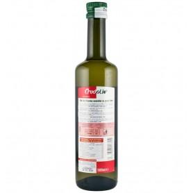 Ulei cu grad oleic ridicat ideal pentru prajit , Crudolio - 500 ml
