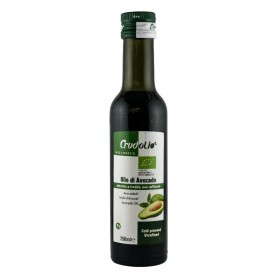 Ulei bio de Avocado Crudolio - 250 ml
