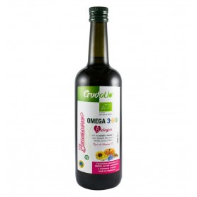 Crudolio – Ulei BIO Omega 3♥6♥9, 750 ml