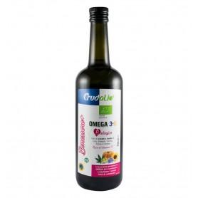 Crudolio – Ulei BIO Omega 3♥6, 750 ml