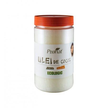 Ulei de cocos RBD Bio, 750 ML