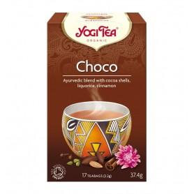 Ceai Bio CHOCO Yogi Tea 34 g