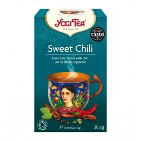 Ceai Bio ARDEI DULCE Yogi Tea, 30.6 g