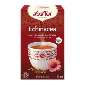 Ceai Bio ECHINACEEA Yogi Tea, 30.6