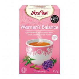 Ceai Bio ECHILIBRUL FEMEILOR Yogi Tea, 30.6g