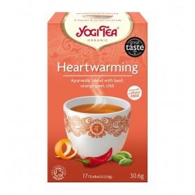 Ceai Bio BUCURIA VIEŢII Yogi Tea, 30.6 g