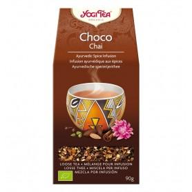 Ceai Bio CHOCO vrac Yogi Tea 90 gr