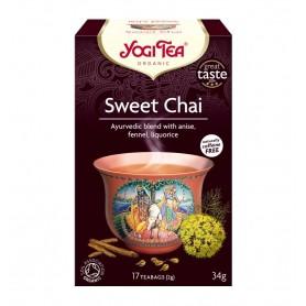 Ceai Bio DULCE - Yogi Tea, 30.6g