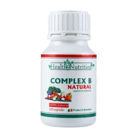 Complex B Natural -120 capsule Health Nutrition