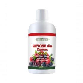 Suc Ketone din Zmeura Blend - 946 ML Health Nutrition