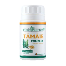 Extract de Tamaie - 60 capsule Health Nutrition