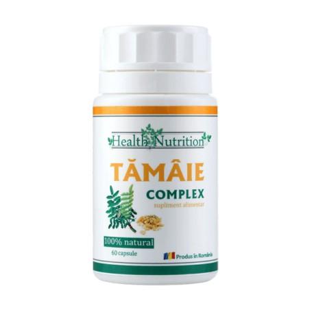 Extract de Tamaie - 60 capsule Health Nutrition