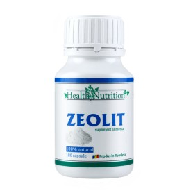 Zeolit - 180 capsule Health Nutrition