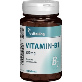 Vitamina B1, Tiamina 250Mg 100cpr Vitaking