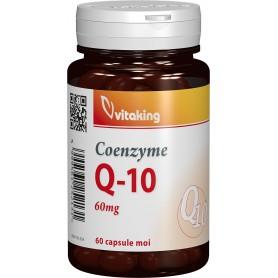 COENZIMA Q10 60MG - 60 CAPSULE GELATINOASE