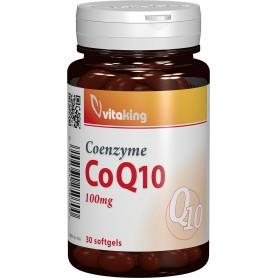 COENZIMA Q10 100MG - 30 CAPSULE GELATINOASE