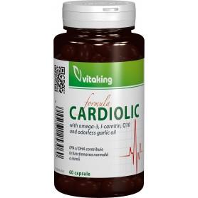 CARDIOLIC (Q10, OMEGA-3, L-CARNITINA, USTUROI) - 60 CAPSULE