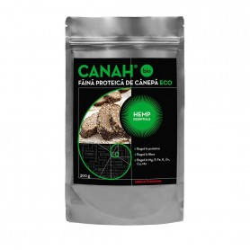 Faina Proteica de Canepa Eco - 300 g Canah