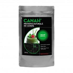 Pudra Proteica de Canepa - 500 g Canah