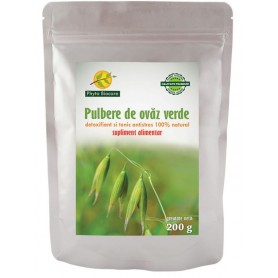 Pulbere de ovaz verde 200 g