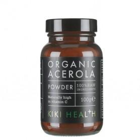 Pudra de Acerola Organica - 100 g Kiki Health