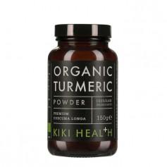 Pudra Organica de Turmeric Premium - 150 g Kiki Health