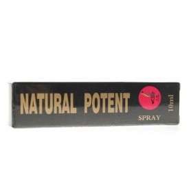 Natural Potent Spray Naturalia Diet - 10 ML