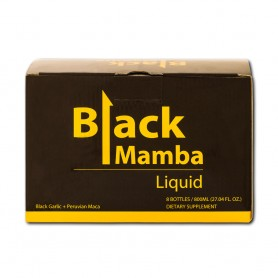 Black Mamba Liquid 8 Fiole