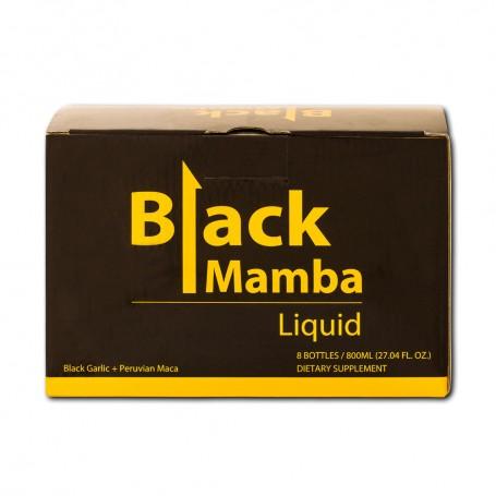 Black Mamba Liquid 8 Fiole