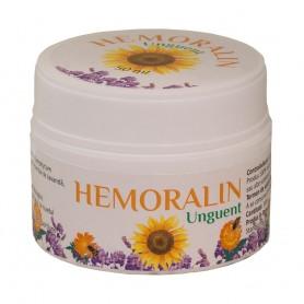 Hemoralin 50ml - Crema pentru Hemoroizi cu Efect Imediat