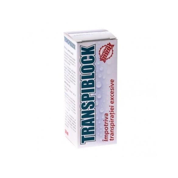 TranspiBlock Spray pentru Corp Zdrovit - 50 ML