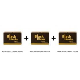 Pachet 3X Black Mamba
