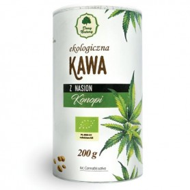 Cafea din Seminte de Canepa Bio 200 g