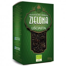 Ceai Verde Ceylon Bio 80 g