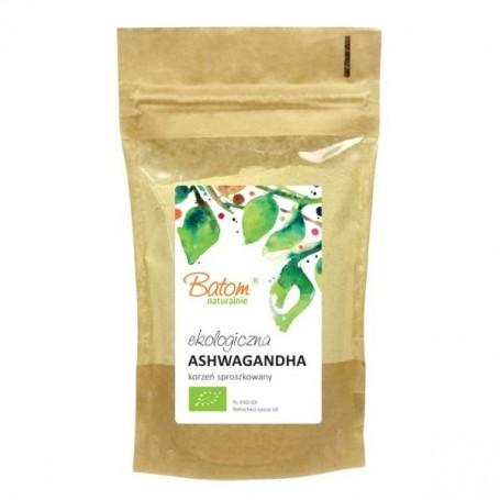 Ashwagandha Pulbere Bio 100g