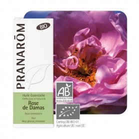 Ulei Esential de Trandafir Absolut Bio (Rosa Damascena) - 2 ML