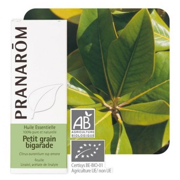 Ulei Esential de Petitgrain Pur (Portocala Amara ) -10 ML