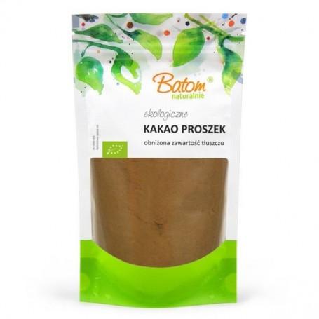 Cacao Pudra Raw Bio Low Fat 250g