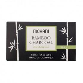 Sapun Detoxifiant cu Carbune de Bambus 100g