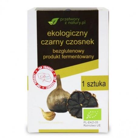 Usturoi Negru Bio fermentat 1 Bulb