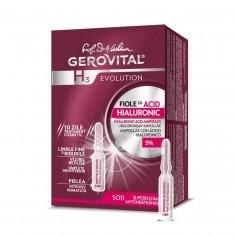 Fiole cu Acid Hialuronic 5% Gerovital