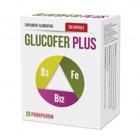 Glucofer Plus, 30 cps Quantum Pharm