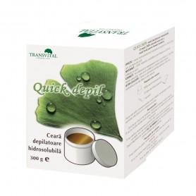 Quick Depil - Ceara depilatoare hidrosolubila