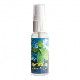 Spray de Gura, Mentolin, 25 ML